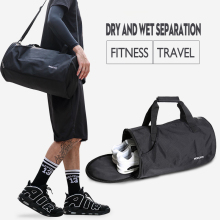 New Sports Gym Bag With Dry wet separation Basketball Training Fashion Crossbody Shoulder Bags Multifunction Travel Hand