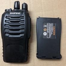 BF 888s סוללה 1500mAh Li סוללה עבור bf 888s 666s 777s שתי דרך רדיו accessoreis אחריות 1 שנה