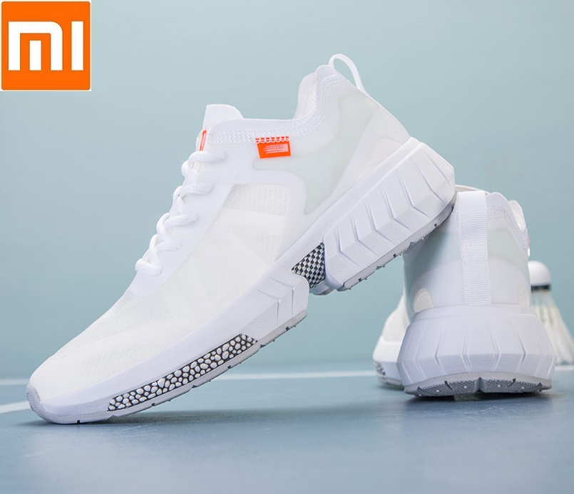 Xiaomi YUNCOO men woman lightweight shoes Transparent MONO yarn GOODYEAR composite outsole Light and quick drying