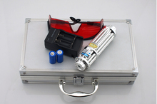 Cheaper AAA Blue Laser Pointer 450nm 200000mw 200W High Power LAZER Burning Match Dry Wood/Black/Burn Cigarettes+5 Caps+Glasses+Gift Box
