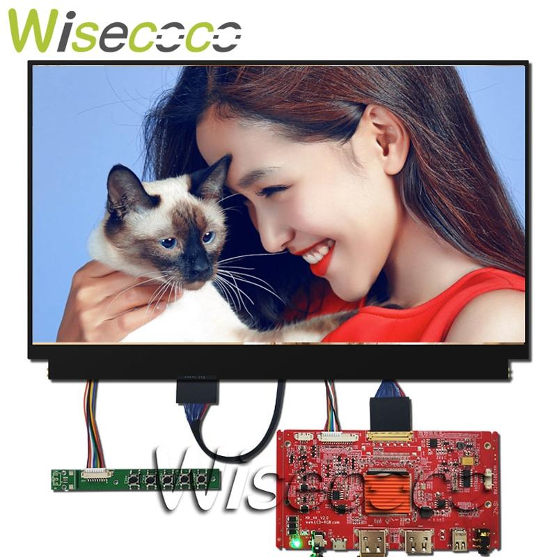 HDR 2 HDMI DP Board +3840x2160 UHD12.5 inch 4k LCD LED Screen Pane LQ125D1JW34 displayHDR 2 HDMI DP Board +3840x2160 UHD12.5 inch 4k LCD LED Screen Pane LQ125D1JW34 display