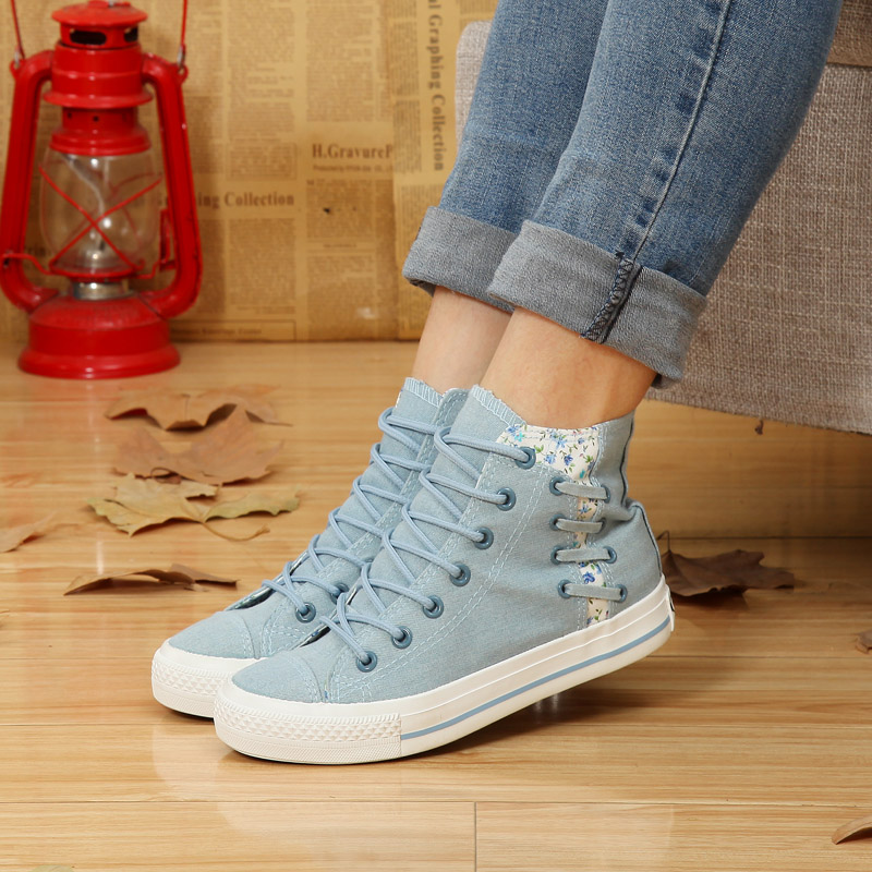 2018 Spring Women Casual flat Shoes Canvas Women tenis feminino Comfortable Ladies Vulcanize Shoes Lace-Up Female the source of bacteria