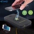 Yfw qi sem fio power bank 6000 mah bateria recarregável carregador almofada de carregamento usb powerbank portátil para telefones celulares