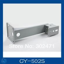 Wholesale 2 pcs/lot Wall Mount or Bracket For CCTV DVR Camera CCTV camera bracket Silver