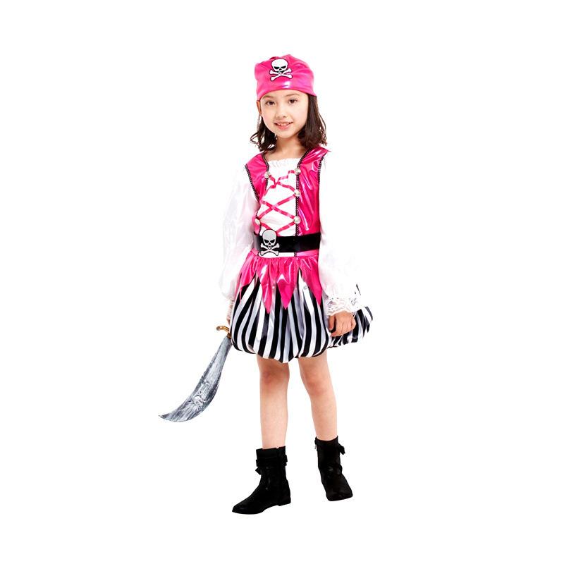 nias de halloween juegos de rol disfraces nios corsario pirata cosplay sailor purim carnaval regalo del