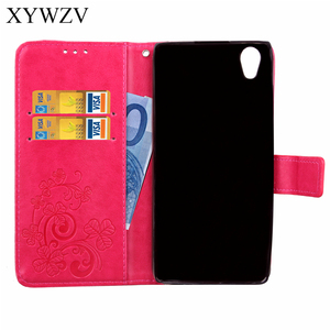 Image 4 - For Cover Sony Xperia L1 Case Flip Leather Case For Sony Xperia L1 Wallet Case Soft Silicone Cover For Xperia L1 G3312 G3311 Bag