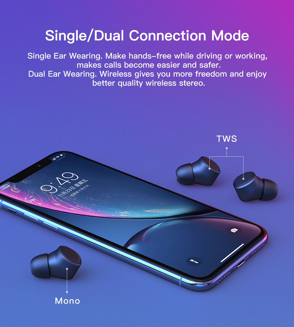 HTB1rlPcJxnaK1RjSZFtq6zC2VXaO Tiso i4 Bluetooth 5.0 earphones TWS true wireless stereo 3D headphone sports IPX5 waterproof headset with dual microphone