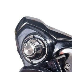 Image 5 - Оригинал DAIWA EXCELER LT спиннинговая Рыболовная катушка 2000XH 3000XH 6,2: 1 соотношение пресноводная соленая хрень рыболовная спиннинговая катушка катушки