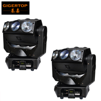 Wholesales Price 2 Unit Mirage 9x12W RGBW Led Moving Head Beam Light CREE Individual Control for disco party sharpy nightclub