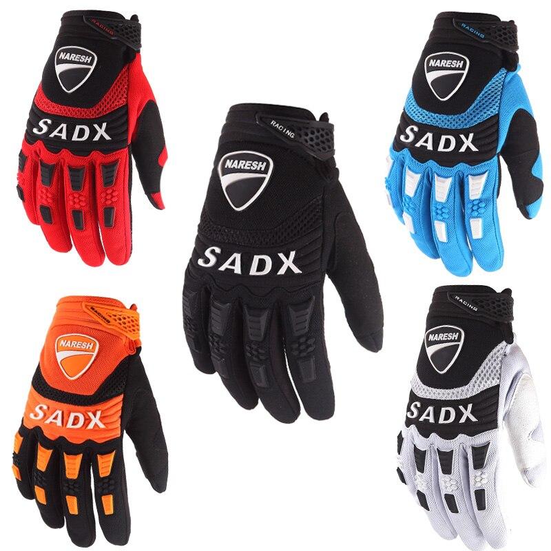 Prix pour Nouvelle arrivée Off Road Racing Motocross gants Hommes Femmes DH MX VTT Descente Dirt Vtt Vélo gant de Cyclisme conduite gant