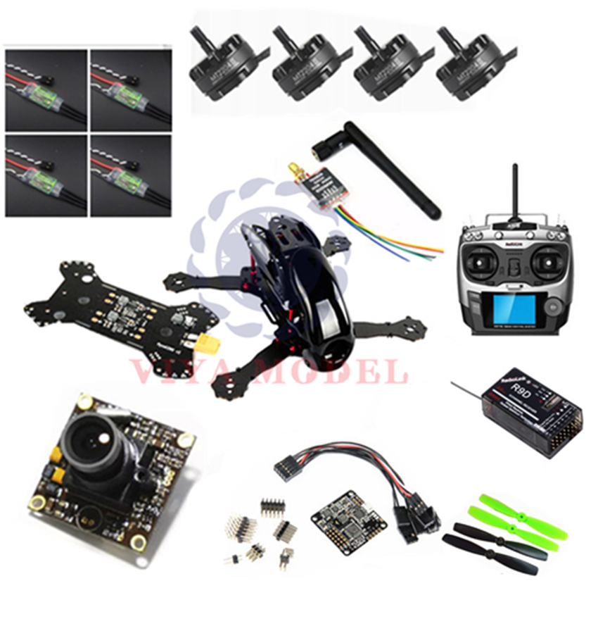Robocat 270 V2 RTF DIY NAZE32 10DOF + EMAX 2204II KV2300 motor +AT9 remote control + BL12A ESC FPV mini drone racing quadcopter diy fpv mini drone qav210 zmr210 race quadcopter full carbon frame kit naze32 emax 2204ii kv2300 motor bl12a esc run with 4s