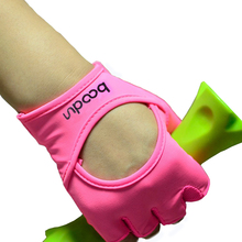 Gym Body Building Training Fitness Gloves Sports Weight Lifting Exercise Slip-Resistant For Women yoga gloves
