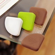 4Pcs/set Children Safety Table Desk Protection Cover Baby Safe Crash Corner Guards Pads Table Corner Cover Hit Protection