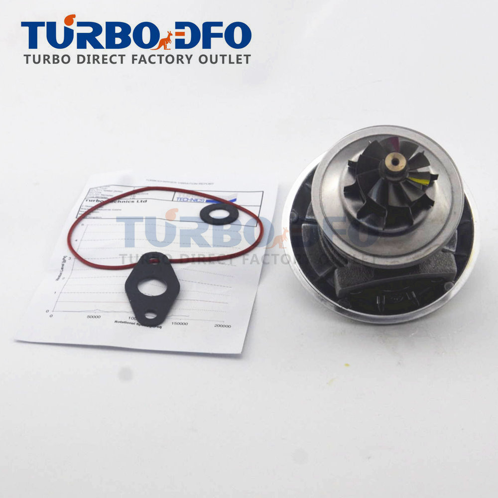 Turbine core for Ford Mondeo II 1 8 TD 90 HP RFN 1753 ccm 452124 0004