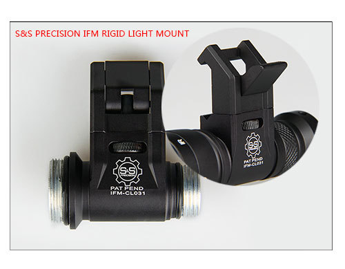 Hot Sale And New Arrival Tactical IFM CAM LED Weapon Light For Hunting BWF-029