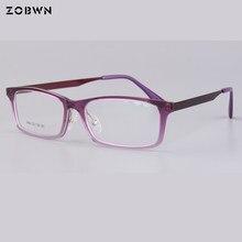 9d647daa4 Mix toptan ultra hafif Retro Gözlük Erkek Kadınlar Kare Gözlük Çerçeve  Optik Gözlük Göz Çerçeve Óculos De Grau masculinos