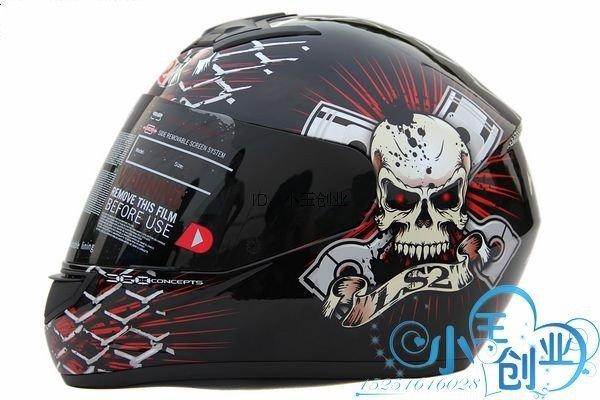 Freeshipping BCM001# BEON B-500 Classic Full Face Helmet Winter Helmet Racing Helmet International Version Motorcycle HelmetsN5