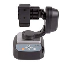 HFES ZIFON YT 500 Automatic Remote Control Pan Tilt Motorized Rotating Video Tripod Head for iPhone 7/7 Plus/6/6 Plus Smartphone