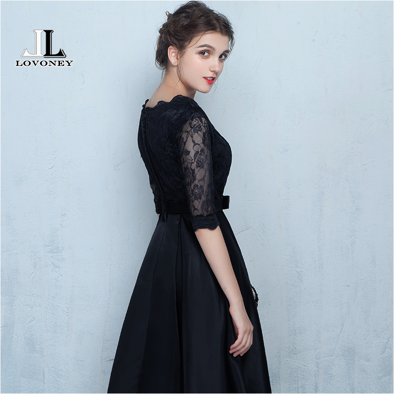 LOVONEY 2018 New Arrival Evening Dress Long Women Occasion Party ...