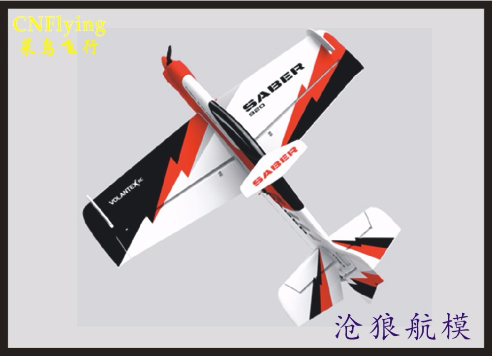 EPO PLANE RC F3D airplane RC MODEL HOBBY TOYS wingspan 920MM SABER 920 3D plane best