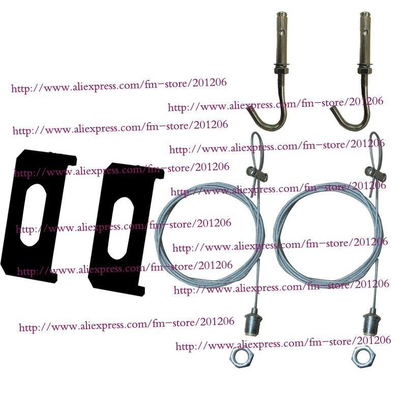 Odyssea color negro t5ho Quad serie acuario Iluminación kit cuelgue