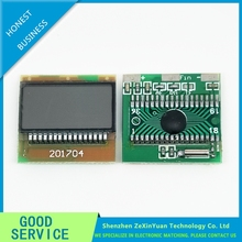 1 5PCS FM Radio Receiver Display Module Frequency Modulation Stereo Receiving LCD Display SC3610 / Frequency Display Screen