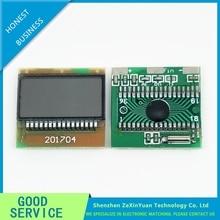 1 5PCS วิทยุ FM Receiver โมดูลการมอดูเลตความถี่สเตอริโอรับจอแสดงผล LCD SC3610/ความถี่จอแสดงผลหน้าจอ