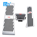 Nulla No Drill Pedals Aluminum Fuel Brake Pedal Free Punch AT For BMW GT535i GT550i F10 F11 F18 Z4 X3 Replacement Car Styling