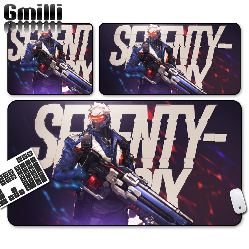 Gmilli Extended Gaming Large 700x300mm Gaming Mouse Pad Desk Laptop Computer Keyboard Ma ...
