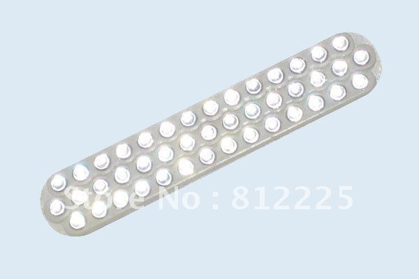 43 glass beads reflector  with 19 degree title  reflective  traffic safety for road stud