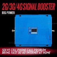 2 г 3g 4G LTE домашнего офиса квартиры сотовом телефоне Усилитель сигнала Усилитель repeater аксессуары части, включая провод для подключения антен