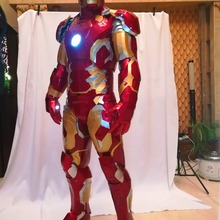 Iron Man MK43 Suit Iron Man Cosplay Costume Wearable Made to