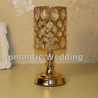 Free Shipment 10PCS Lots Metal Gold Candle Holder For Wedding Decorations Event Products Party Decorations