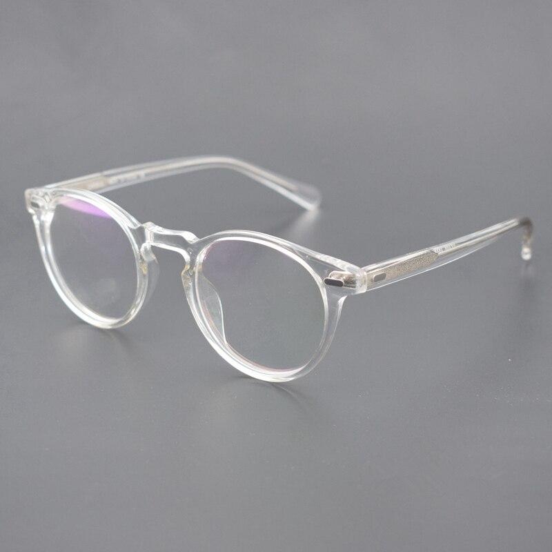 938bcfe0a2e Dropwow Vintage Optical Glasses Frame Gregory Peck Retro Eyeglasses ...