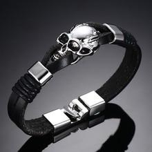 Smart Skull Bracelet