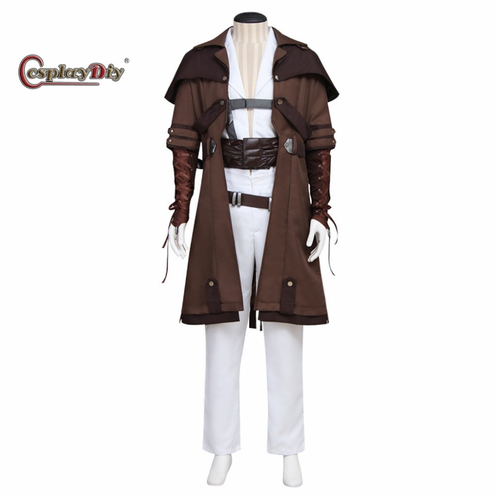 Cosplaydiy Anime RWBY Tyrian Callows Costume Adult Men Halloween Carnival Cosplay Clothes Custom Made J5