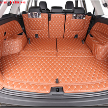 Car Believe Custom car trunk mat For skoda kodiaq 2017 2018 yeti Cargo Liner font b