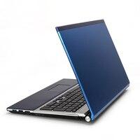 15.6inch Intel Core i7 CPU 8GB RAM+240GB SSD+750GB HDD Built-in WIFI Bluetooth DVD-ROM Windows 7/10 Laptop Notebook Computer 5