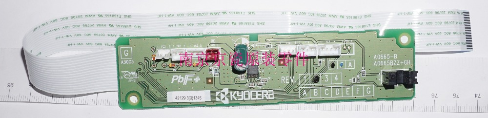 New Original Kyocera 302M301020 P.W.BOARD ASSY CONNECT for:FS-1060 1025 1125 P1025 M1025 new original 302m294200 for kyocera fs 1040 1060 1020 1120 1025 1125 roller feed assembly
