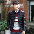 2015 The New Men's Wear Cotton-padded Jacket Han Edition Collar Men Cotton-padded Coats