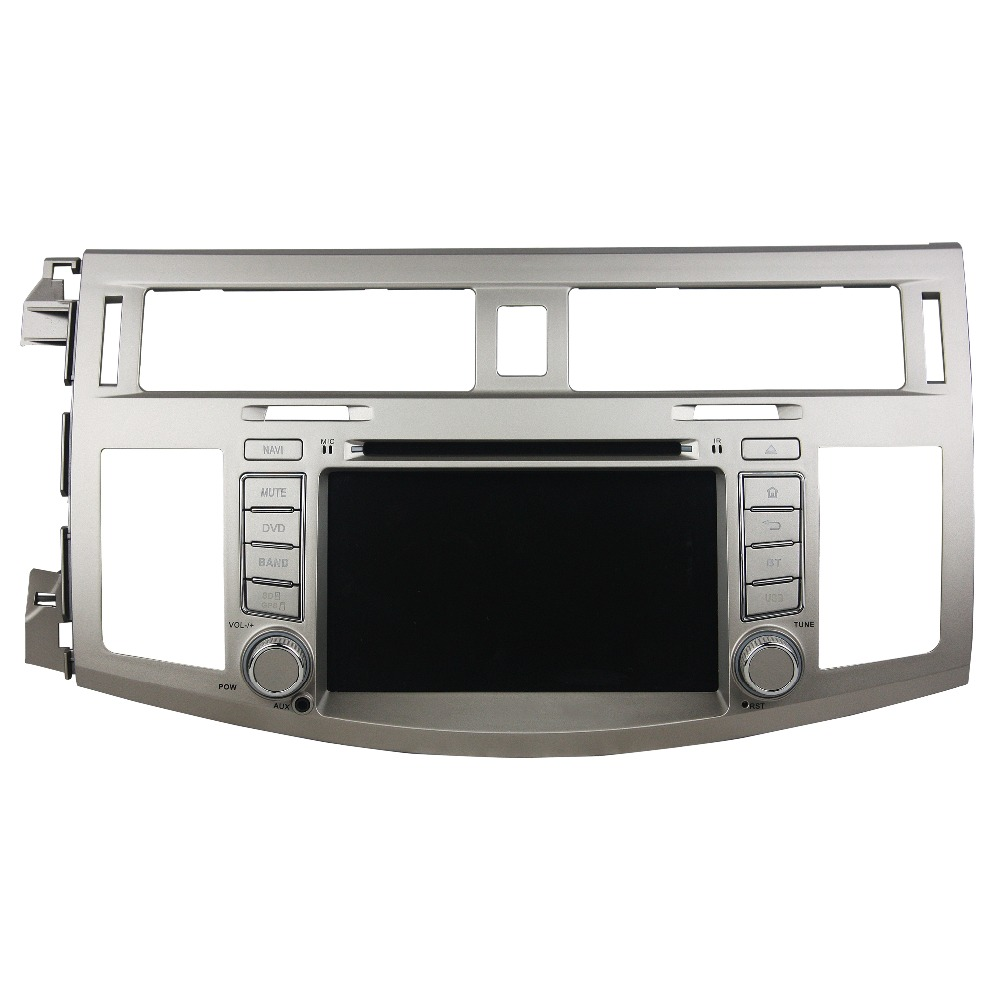 KLYDE 8 2 Din Android 8.1 Car Radio For Toyota Avalon 2008 2010 Car Audio Car Stereo 1024*600 Canbus Multimedia Player RAM 2GB