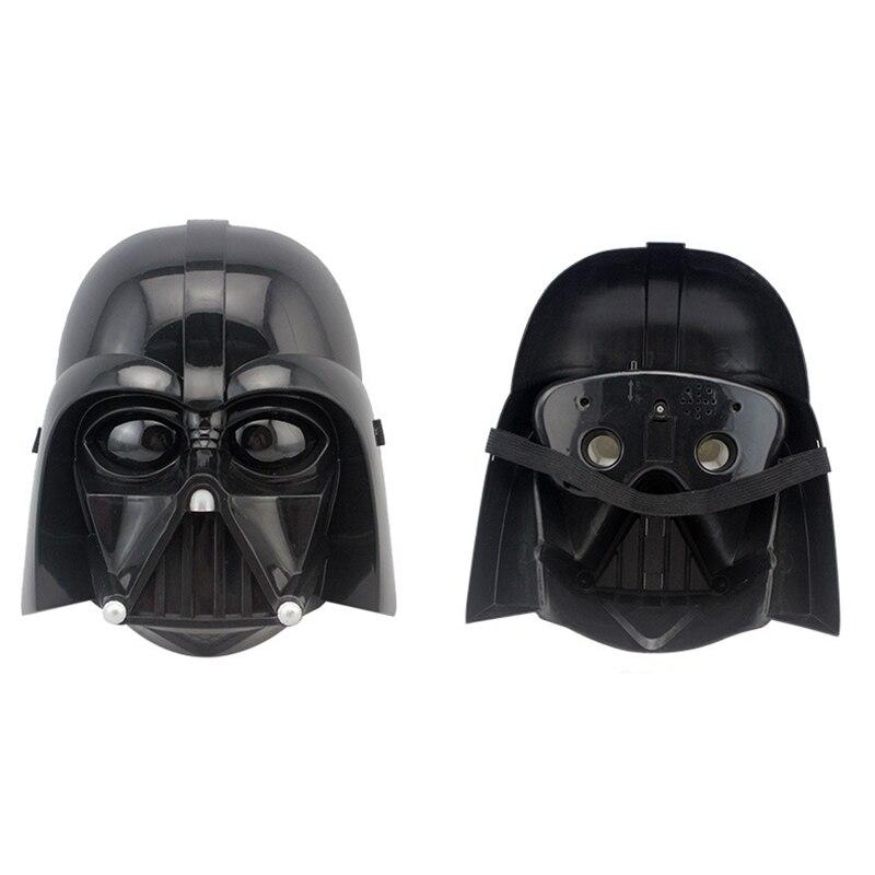 New Star Wars LED Lightsaber Stormtrooper <font><b>Darth</b></font> <font><b>Vader</b></font> <font><b>Masks</b></font> Helmet Costume Masquerade Toys Halloween Party Cosplay For Kids Gift