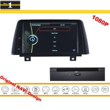 For BMW 1 Series F20 / F21 2011~2015 – Car GPS Navigation Stereo Radio CD DVD Player 1080P HD Screen Original Design System