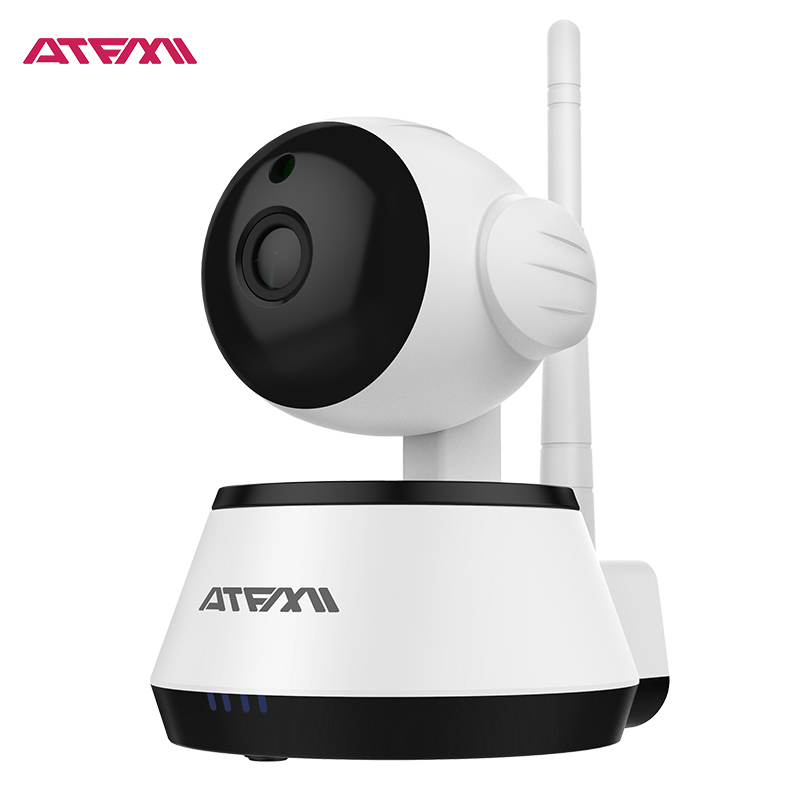 ATFMI T0 720P wireless security IP camera WIFI Home CCTV camera Night Vision Two-way audio WI-FI baby monitor Pet monitor fghgf 720p wireless ip security camera baby pet video monitor home security system with pan and tilt two way audio night vision