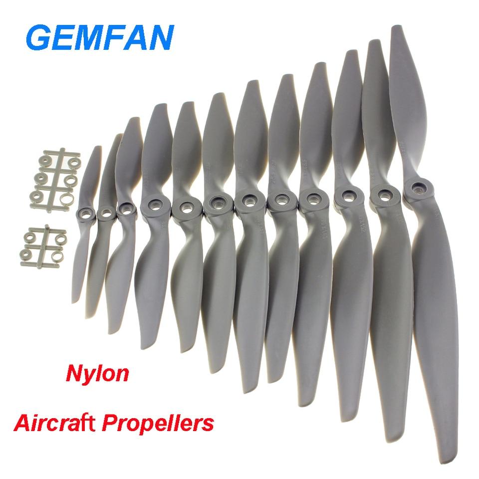 Uk Seller RC Plane Propeller Gemfan 5 x 5 Twin Pack