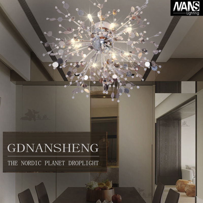Aliexpress Com Buy Modern Crystal Chandelier Living Room