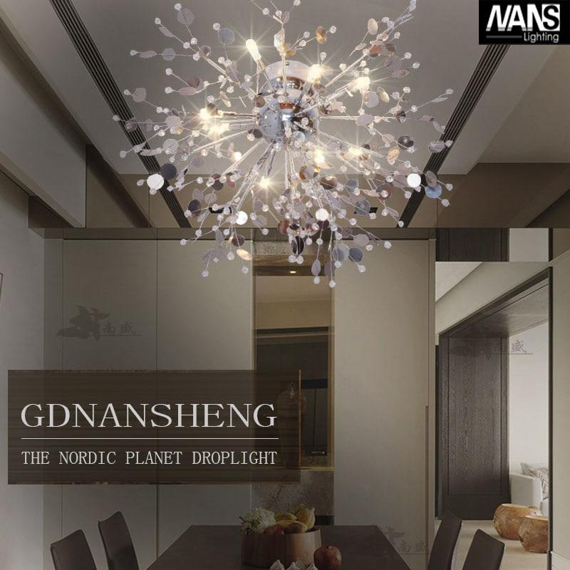 Aliexpresscom  Buy Modern Crystal Chandelier Living Room