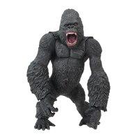 Super Big Size 35cm King Kong Skull lsland Gorilla Monkey Statue Figure Model Toys