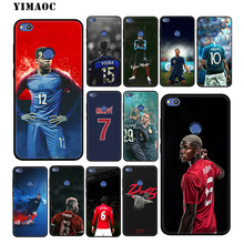 Mbappe football Pogba Soft Case for Huawei Honor View 20 10 8X 8 8C 6A 7A 7X 7C Lite Pro Y9 Y7 Y6 Prime 2018 2017