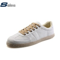 Men Flats Shoes Breathable Comfortable Cushioning Male Casual Shoes Fashion High Quality AA50223